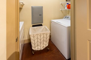 Two Bedroom Apartments for Rent in Houston, TX - Model Laundry Room (2)
